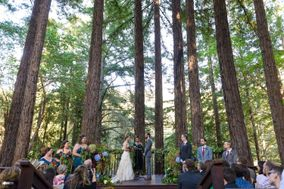Amphitheatre of the Redwoods at Pema Osel Ling