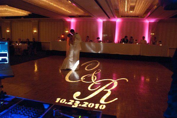 Tmx 1290569160329 SheratonHarborIslandWeddingDJgobo San Diego wedding dj