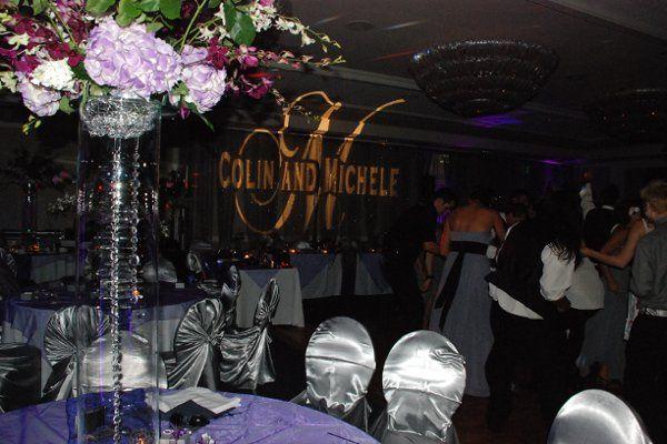 Tmx 1290569203985 SheratonHarborIslandWeddingMonogram San Diego wedding dj