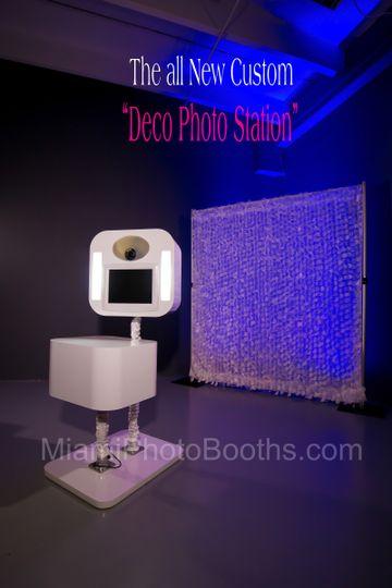 miami photo booth art deco sobe south florida rent