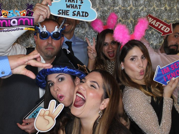 Tmx 1447094378694 Miami Photo Booth South Florida Wedding Power Part Fort Lauderdale wedding rental