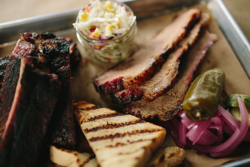 Perfectly Smoked Meat Platter