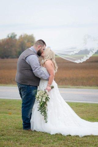 Tmx 1458604026847 Jessica And Bennett 0963 Small Hillsborough, North Carolina wedding florist