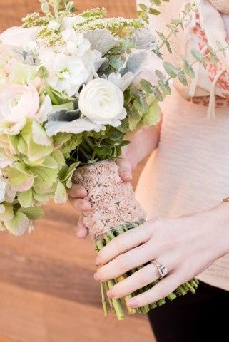 Tmx 1458604507705 Mikkelpaige Theclothmillweddingshowcase Freshlypre Hillsborough, North Carolina wedding florist