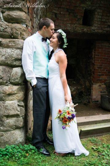 furnace town wedding 1