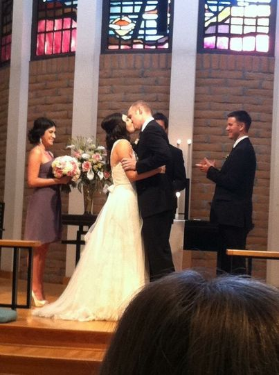 Officiant- Dayspring United Methodist Church