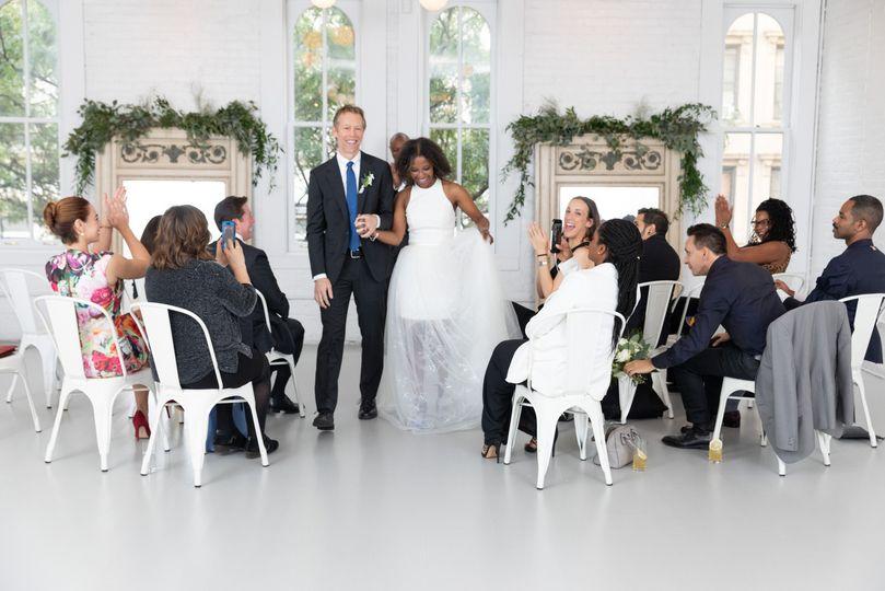 Haven's Kitchen Wedding