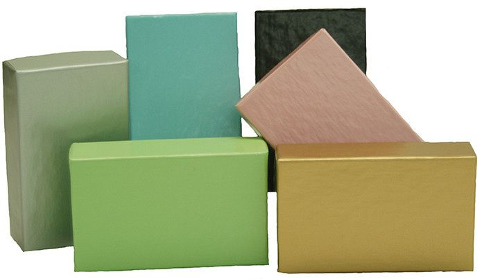 piece favor box color