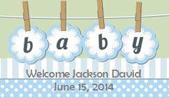 Tmx 1388500268665 Baby Boy Clothespi Bolton wedding favor