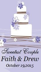 Tmx 1388500809779 Wedding Cake Purpl Bolton wedding favor