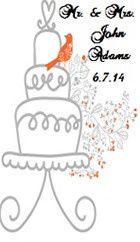 Tmx 1388500811353 Floral Wedding Cak Bolton wedding favor