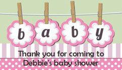 Tmx 1388500821672 Baby Girl Clothespi Bolton wedding favor