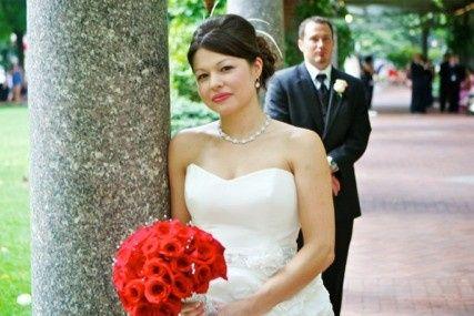Tmx 1425686317837 Andrea Wong After 2 Malden wedding beauty