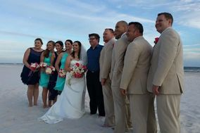 Gulf Shores Wedding Officiant