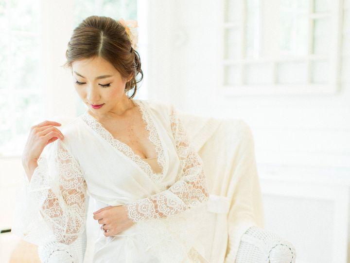Tmx 1476472502558 Brendanyiming Lord Thompson Manor Wedding Rebecca  Barrington, RI wedding beauty