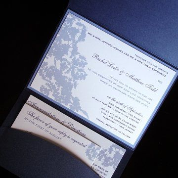 Tmx 1223583793563 W RWeiner Saddle Brook wedding invitation