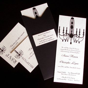 Tmx 1223583812907 W SHanson Saddle Brook wedding invitation