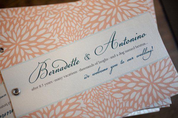 Tmx 1256665841743 0798RossiW Saddle Brook, NJ wedding invitation