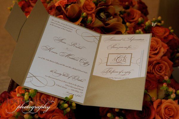 Tmx 1337868110664 AK023 Saddle Brook wedding invitation