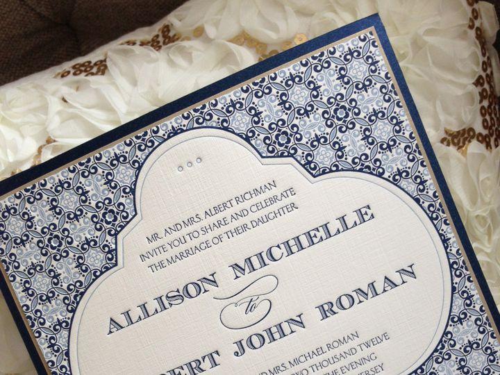 Tmx 1382538024375 Img8918 Saddle Brook, NJ wedding invitation