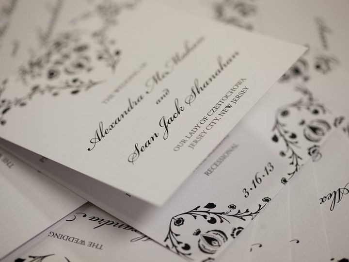Tmx 1382538071323 9838791010039691171265019407931n Saddle Brook wedding invitation