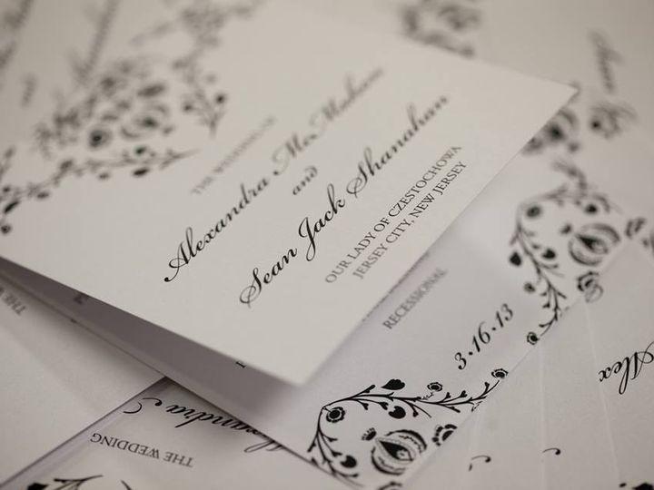 Tmx 1382538071323 9838791010039691171265019407931n Saddle Brook, NJ wedding invitation