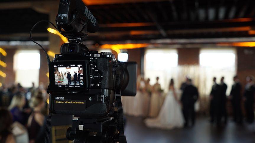 ceremony camera