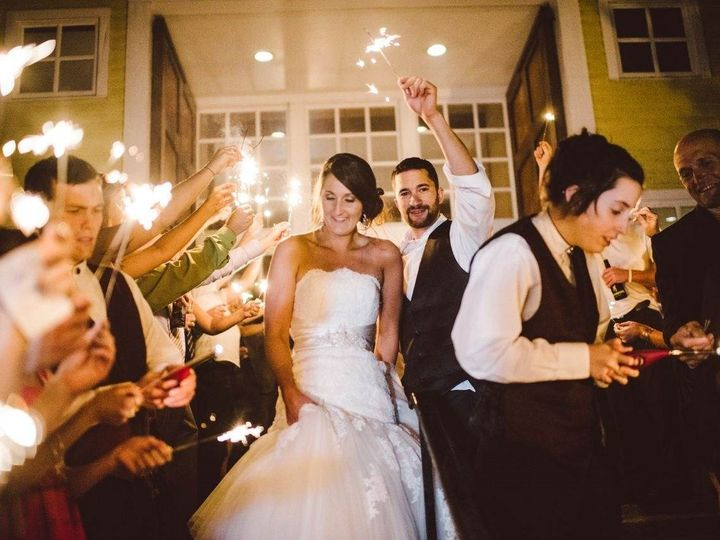 Tmx 1376405915190 Sparkler Parade Bedford wedding venue