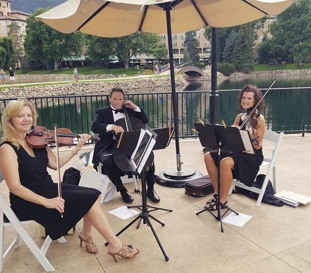 A musical trio