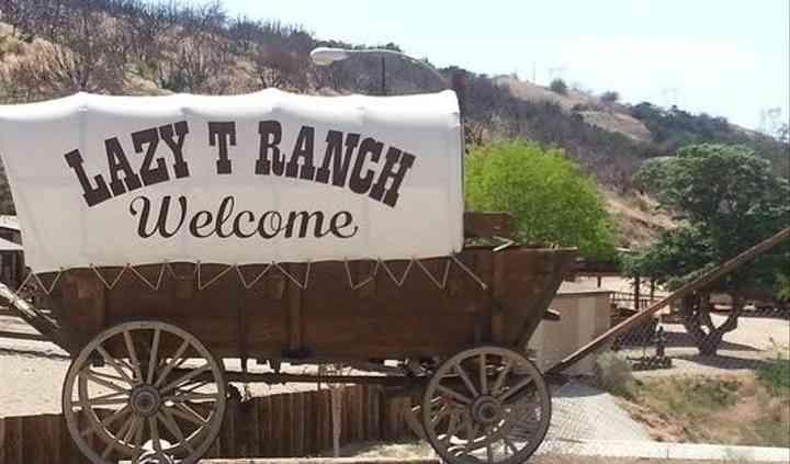 Lazy T Ranch