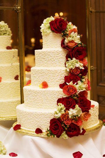 World Catering Bakery - Wedding Cake - Houston, TX - WeddingWire