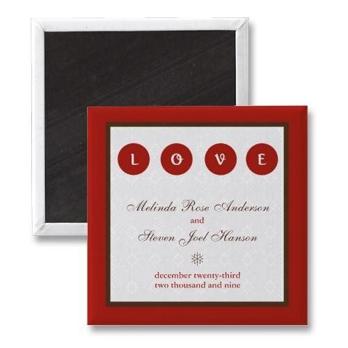 Tmx 1236655460749 Marry Save The Date Magnet P1475674868771883428gm5 500 Dubuque wedding invitation