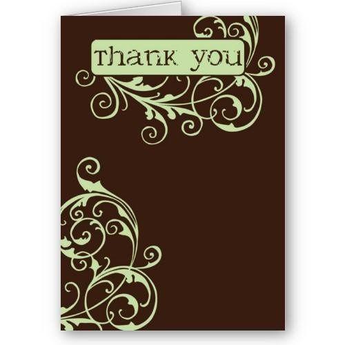 Tmx 1236655685492 Gabby Thank You Card P137335676787257229xxsy 500 Dubuque wedding invitation
