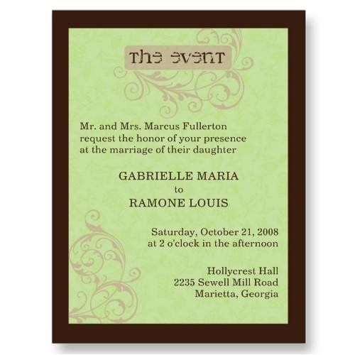 Tmx 1236655759521 Gabby Invitation Postcard P2397787315503606927mpi 500 Dubuque wedding invitation