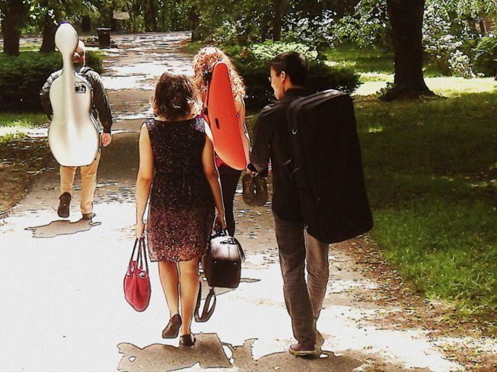 Tmx 1482192600813 Walking 1 Boston, Massachusetts wedding ceremonymusic