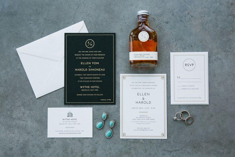sasithon photography brooklyn wythe hotel wedding