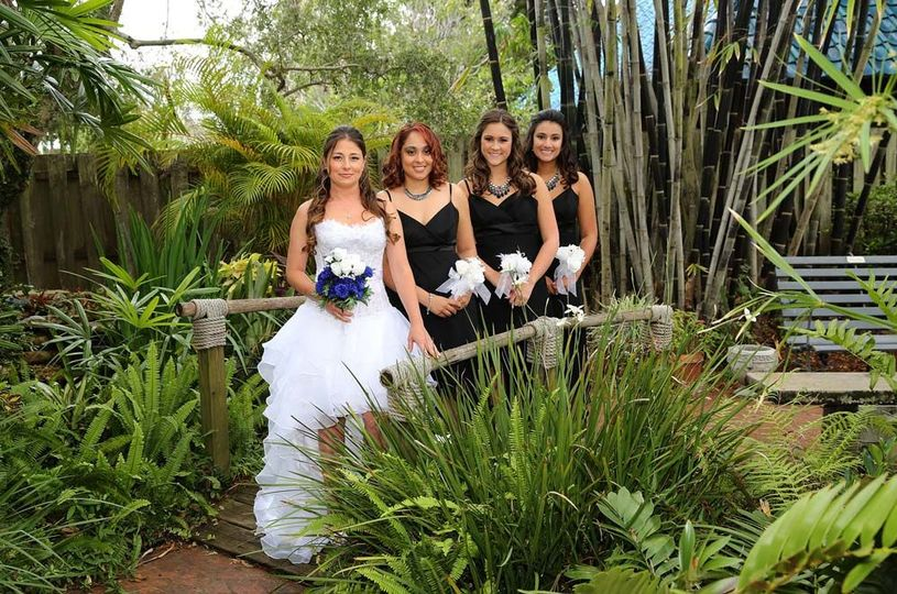 Weddings in the Garden - SGC