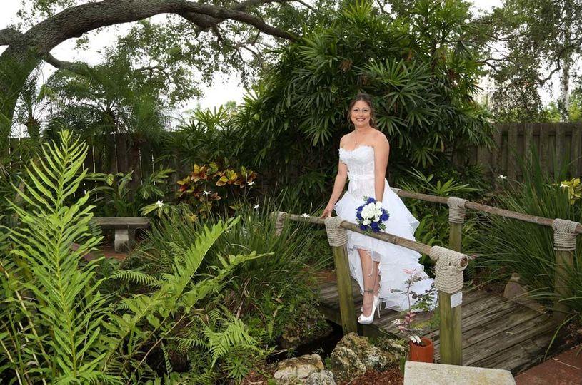 Weddings in the Garden - SGC