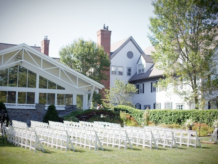 Tmx 1350593467044 CeremonyFacingtheGardens Essex Junction, Vermont wedding venue