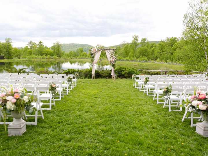 Tmx 1510342823442 Ponds Ceremony   Kelsey Regan Essex Junction, Vermont wedding venue