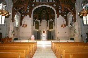 Provincial House Chapel at the University of Missouri-St. Louis