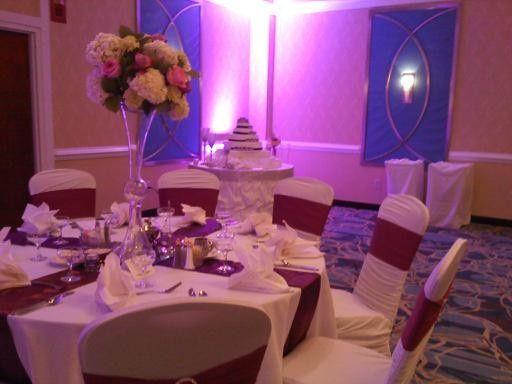 purple wedding 1