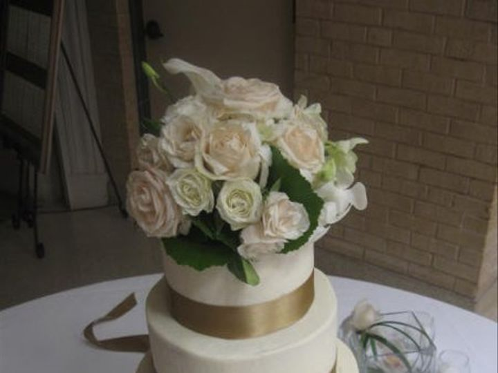 Tmx 1295829203250 0063 McKinney, Texas wedding cake