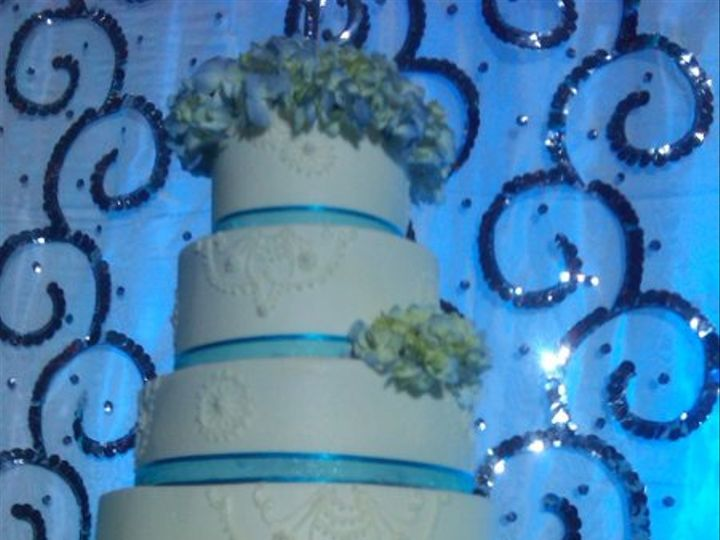 Tmx 1295830482125 IMG00179201011271737 McKinney, Texas wedding cake