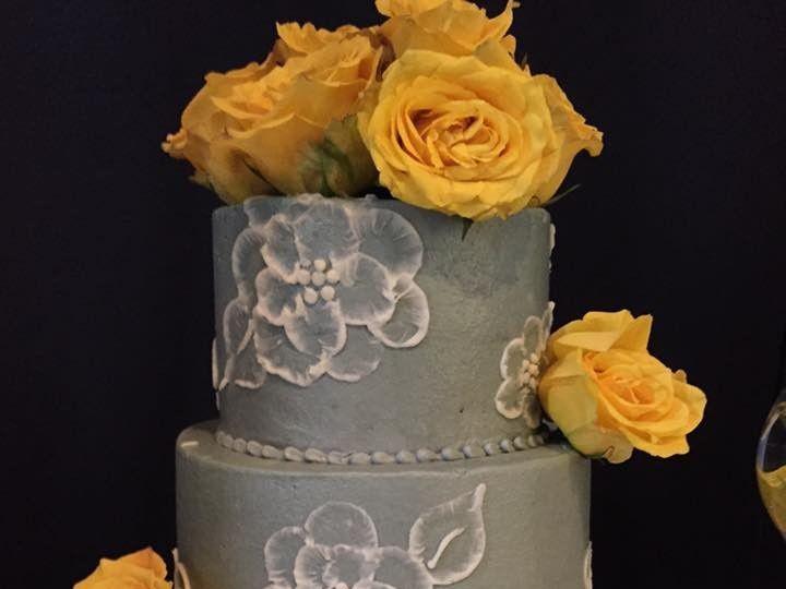 Tmx 1464287759368 1297427812856155714662823015081697581067286n   Cop McKinney, Texas wedding cake