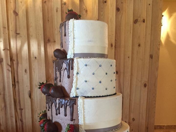 Tmx 1464287765804 131775431299494263411746830197064161224810n   Copy McKinney, Texas wedding cake