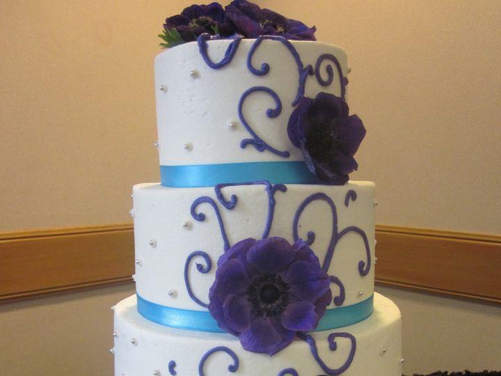 Tmx 1464288016854 010 McKinney, Texas wedding cake