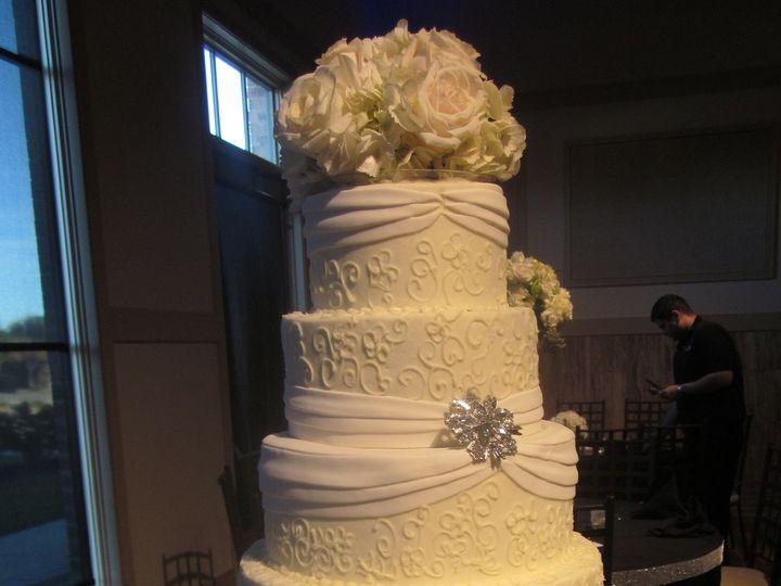 Tmx 1464288190342 034 McKinney, Texas wedding cake