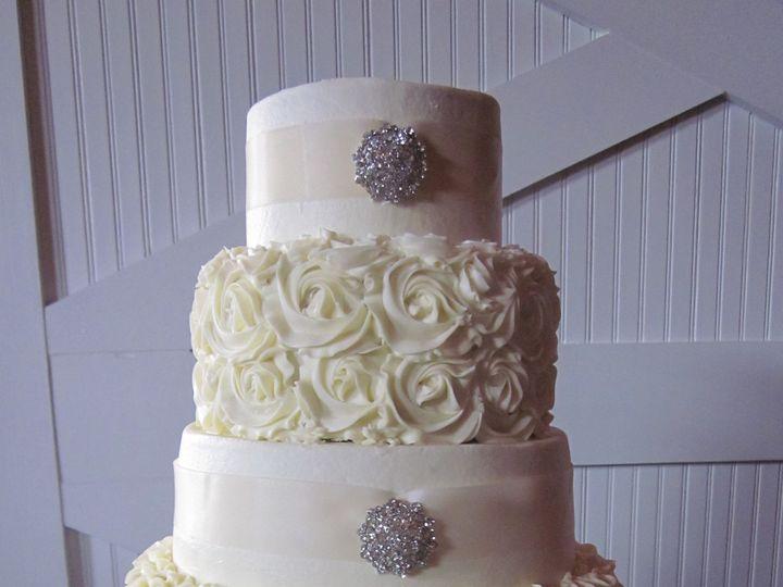 Tmx 1464288290270 153 McKinney, Texas wedding cake