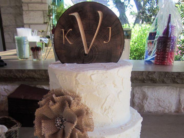 Tmx 1464288319364 1646 McKinney, Texas wedding cake